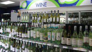 White Wine Range at Ashmore Plaza