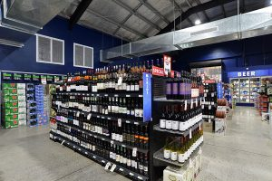 Wine & Beer at Quench liquor Barn